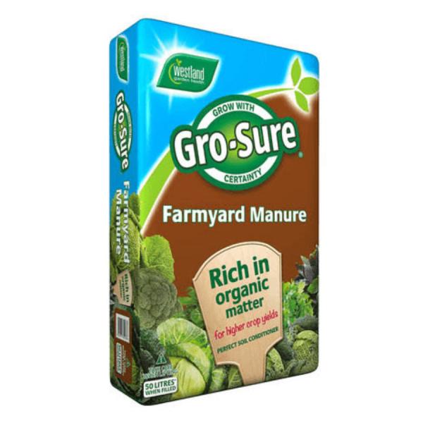 Gro Sure Farmyard Manure