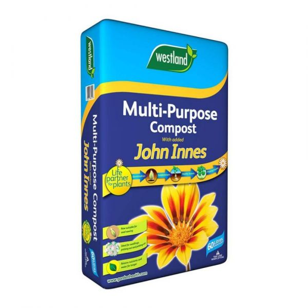 Multi Purpose Compost with John Innes - Handy Bag