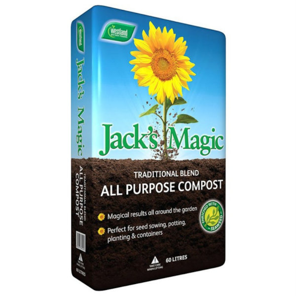 Jacks Magic All Purpose Compost