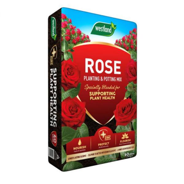 Rose Planting & Potting Mix