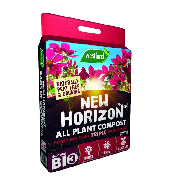 New Horizon All Plant Compost - Handy Pack
