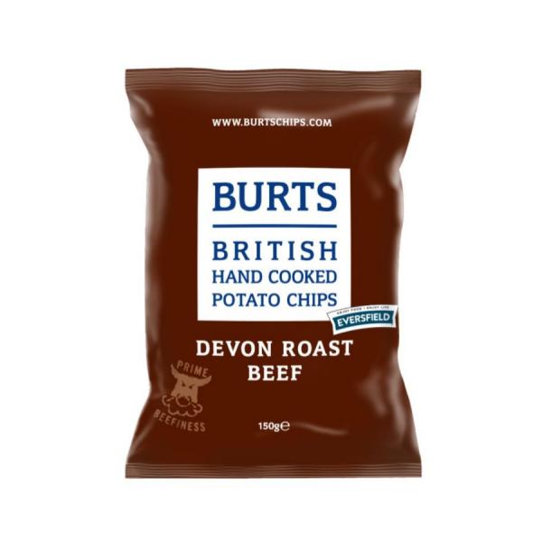 Burts - Devon Roast Beef