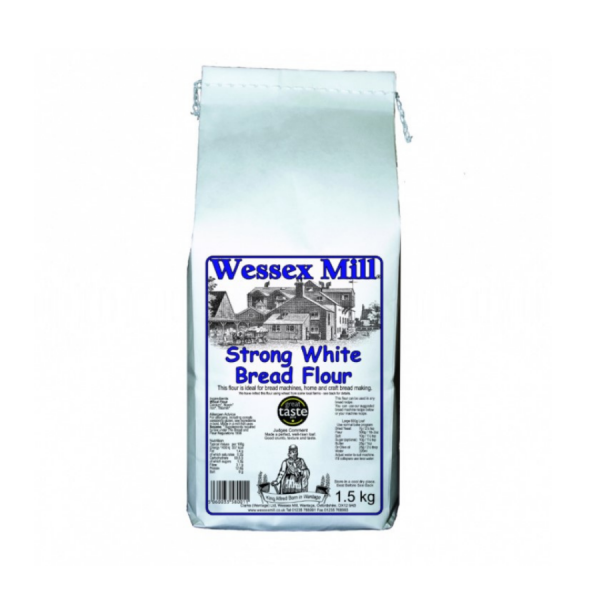 Wessex Mill Flour - Strong White Bread