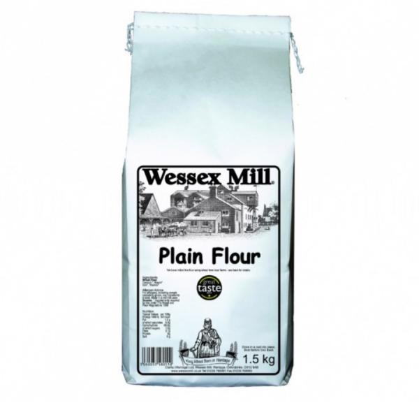 Wessex Mill Flour - Plain Flour