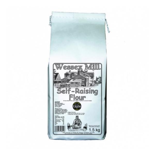 Wessex Mill Flour - Self Raising Flour