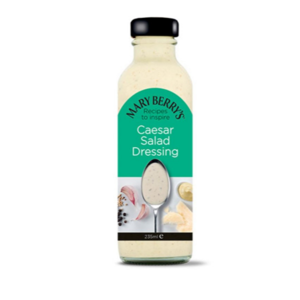 Mary Berry's Ceasar Dressing