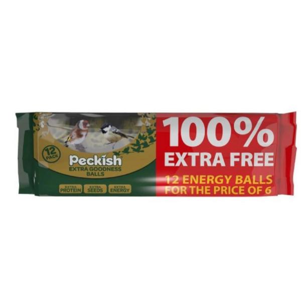 Extra Goodness Energy Balls