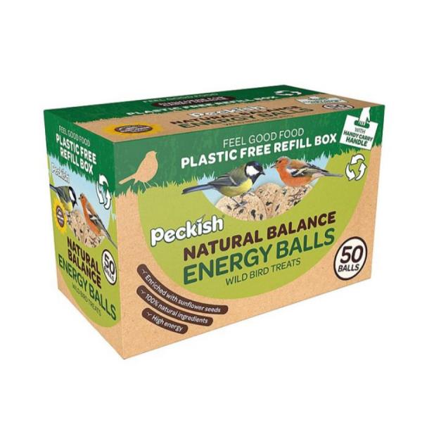 Natural Balance Energy Balls Refill Box
