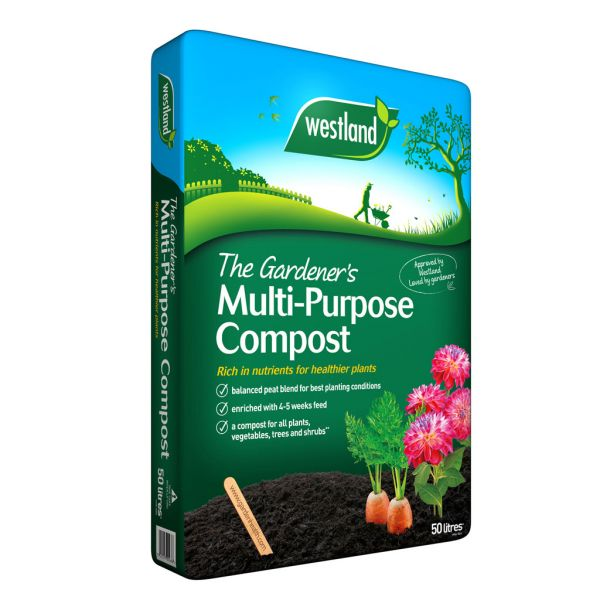 The Gardener's Multi Purpose Compost Bale