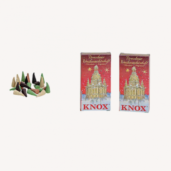 Christmas Incense Cones Pack - Mixed