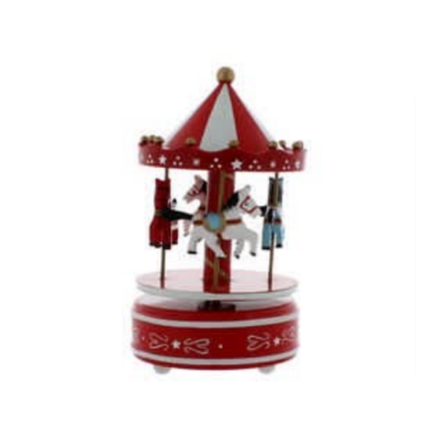 Wind Up Musical Carousel