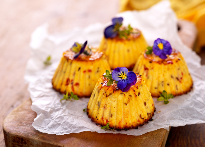 10 edible flowers to brighten up Your Summer dishes!